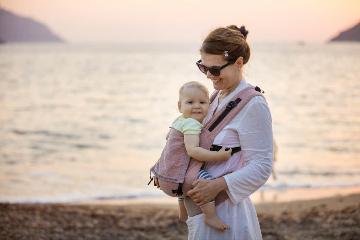I migliori marsupi per neonato ergonomici e comodi