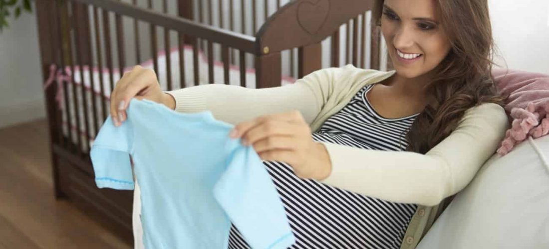 Il corredino da neonato: come scegliere