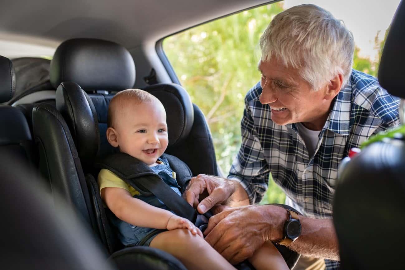 Read more about the article Sicurezza in auto del bambino