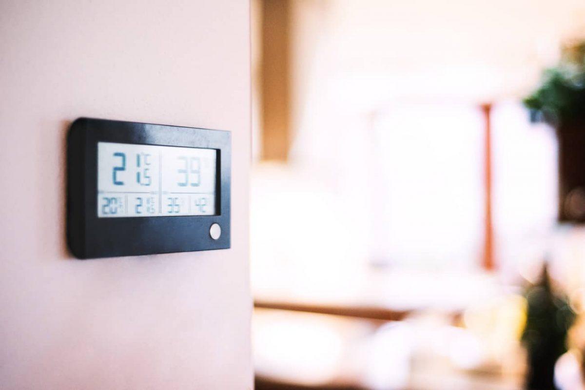 Umidità e temperatura giusta in casa per i bambini