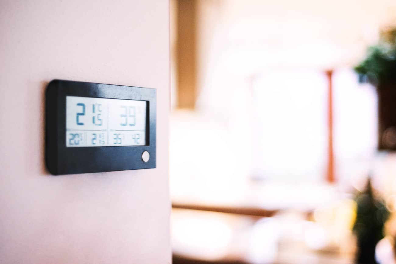 You are currently viewing Umidità e temperatura giusta in casa per i bambini
