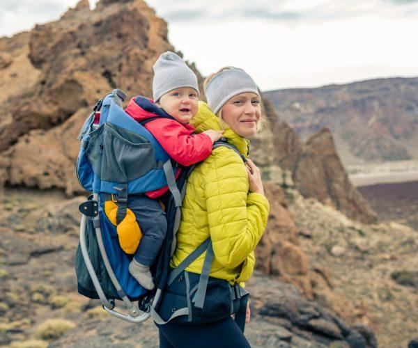 I migliori 5 zaini porta bimbo da trekking e montagna